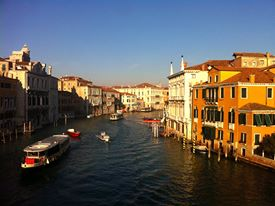 Venice: The Grand Canal