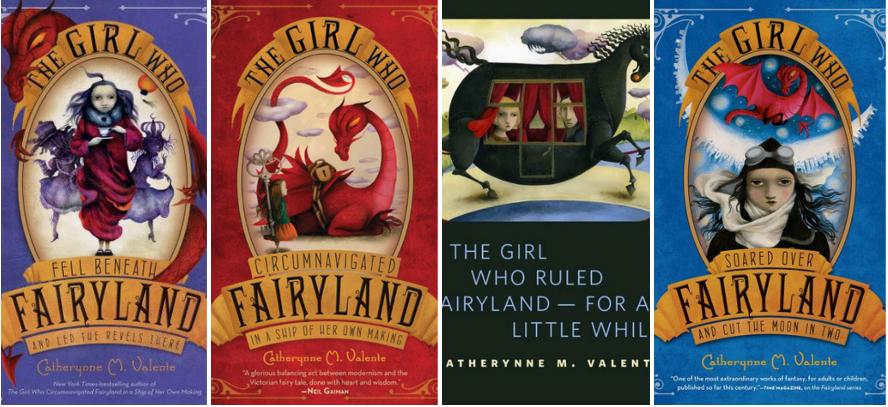 Fairyland Trilogy by Catherynne M. Valente