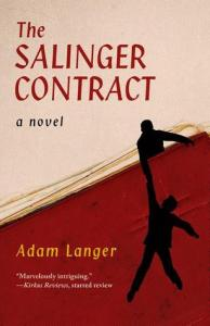 The Salinger Contract by Adam Langer