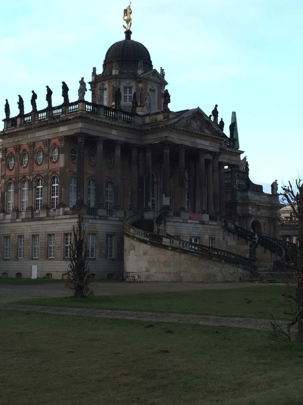Potsdam's Castles in the Cold