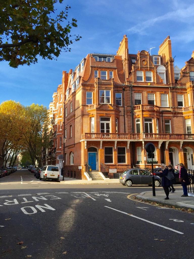 South Kensington Architecture