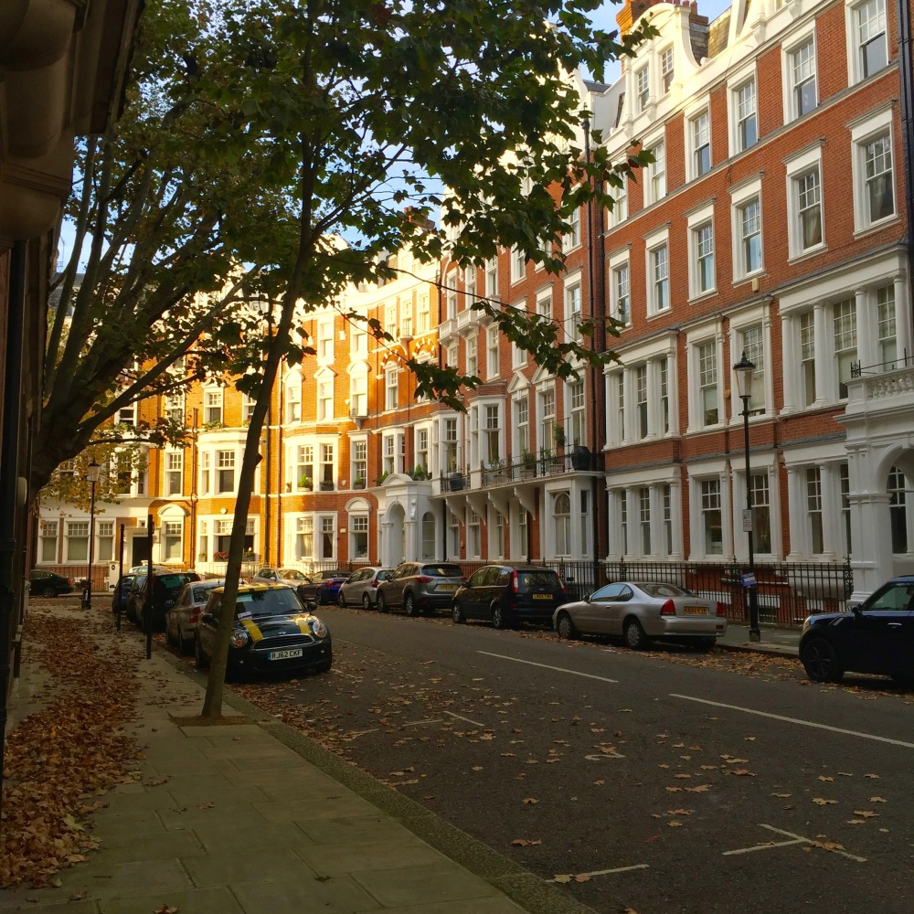 Near to Sloane Square