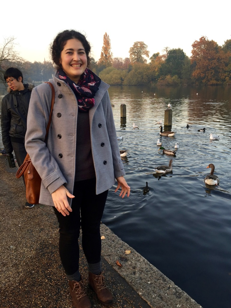 Self and Ducks in Hyde