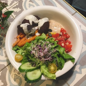 The Falafel Bowl