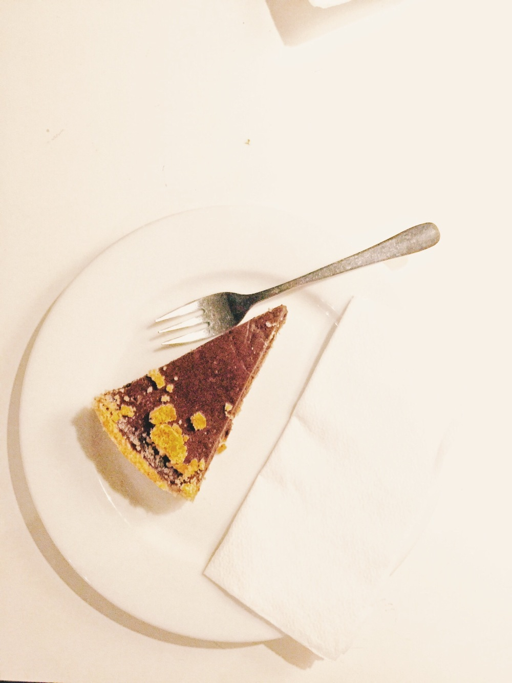 Deserterie (Chocolate Cheesecake...)