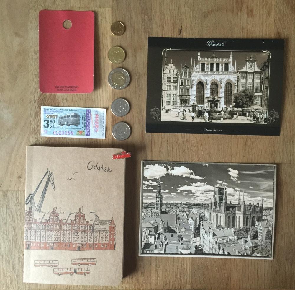 Memorbilia of Gdansk