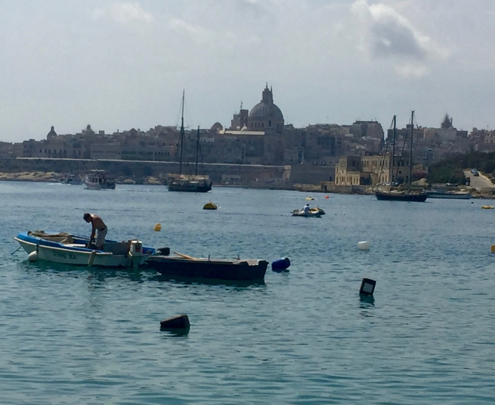First Sights of Malta by day