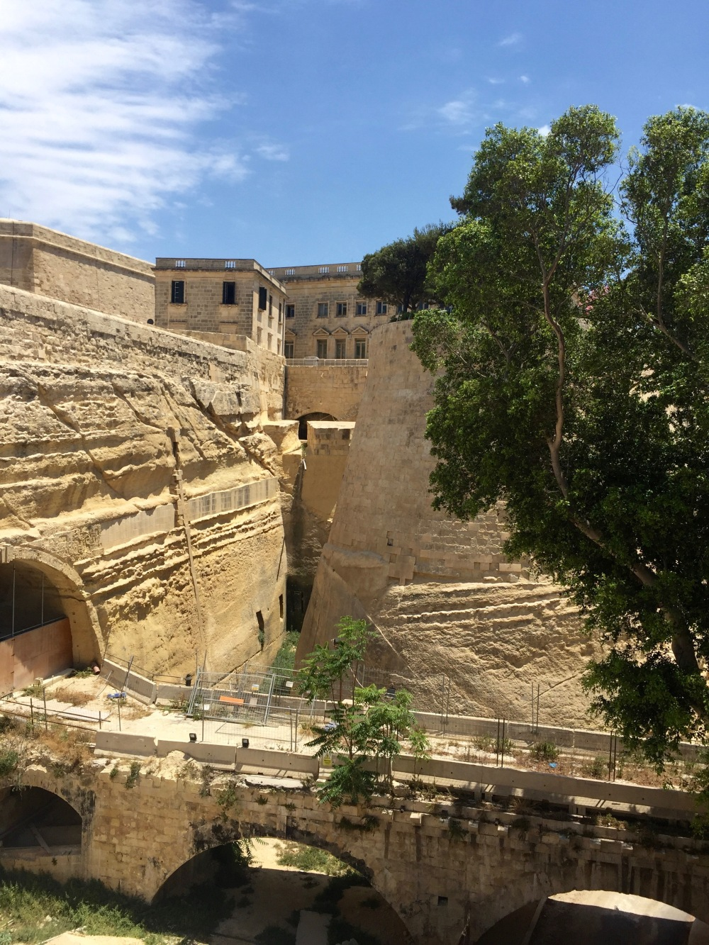 Meandering around Valletta