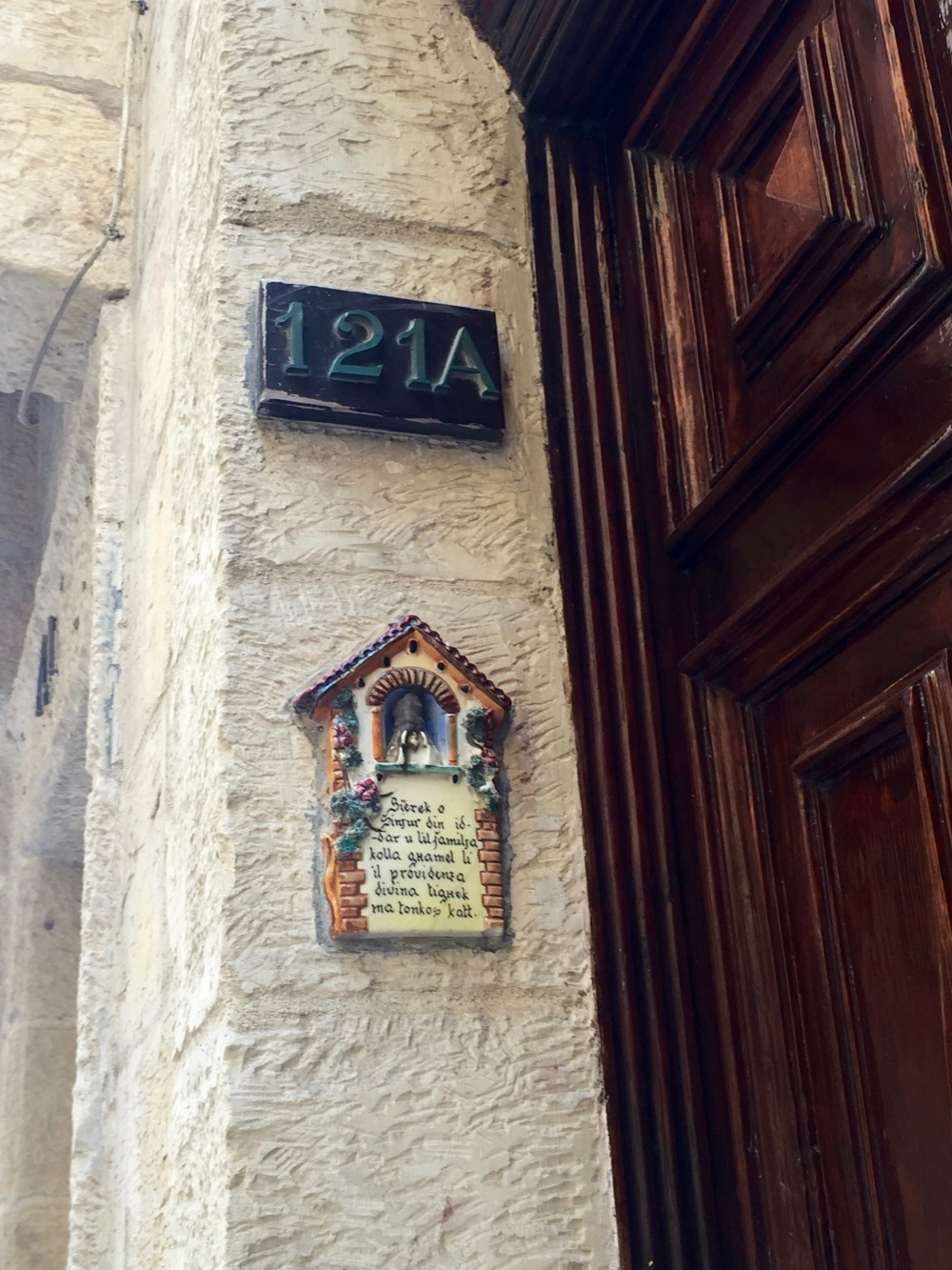 Maltese hospitality...?