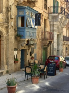 Side Streets of Valletta