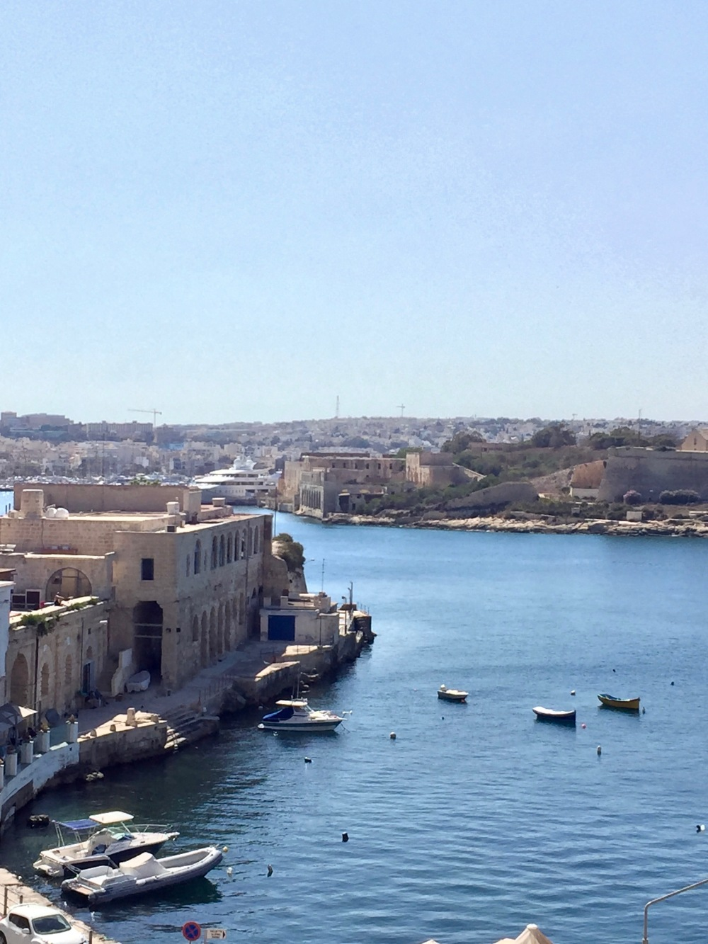 You keep me on guard, Malta.